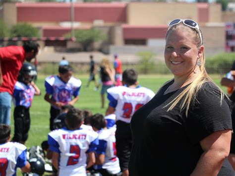 Football Mom Of The Year Finalist In Morenci Sports