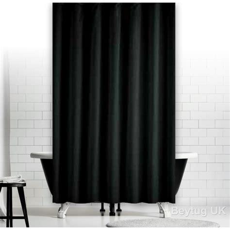 Transparent Shower Curtains Transparent Fabric Shower Curtain Home Design Plan