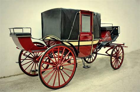 carrozza inglese le carrozze i cavalieri della pergamena di