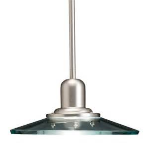 pendant light brushed nickel allen roth galileo 10 in w brushed nickel mini pendant