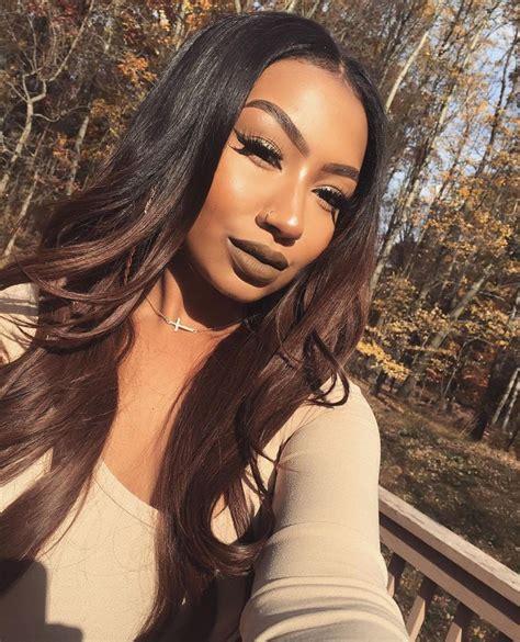 ombre hair on black women best 25 ombre weave ideas on pinterest blonde ombre
