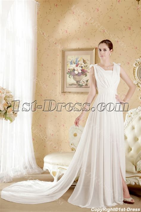 White Casual Wedding Dresses by White Informal Wedding Dresses Casual 1st Dress