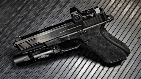 Modification Glock 17 by Glock Modification Aftermarket Parts And Other