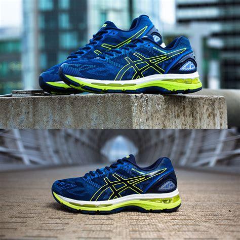 Sepatu Asics Gel Nimbus 19 asics gel nimbus 19 running shoes ss17 40 sportsshoes