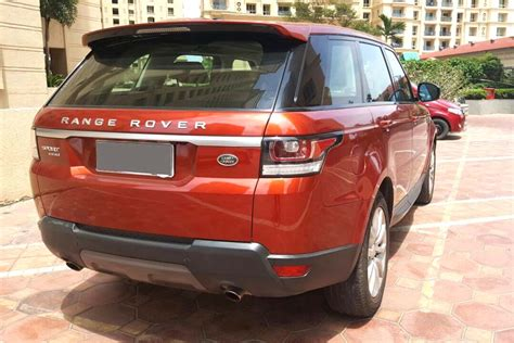 used land rover india buy 2014 used range rover sport se in india bbt