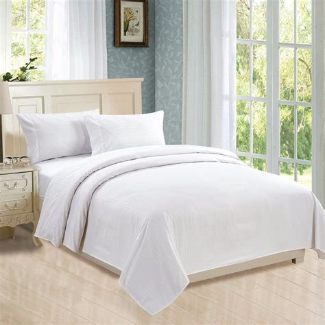 best white sheets bed sheet set picture more detailed picture about luxury