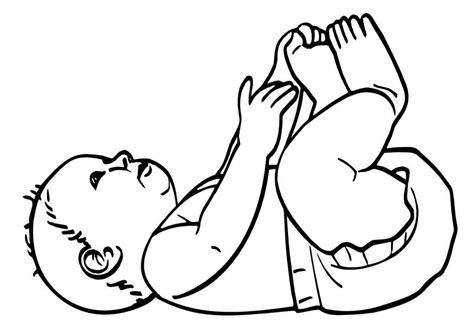 imagenes de niños llorando para colorear dibujo para colorear beb 233 img 10624