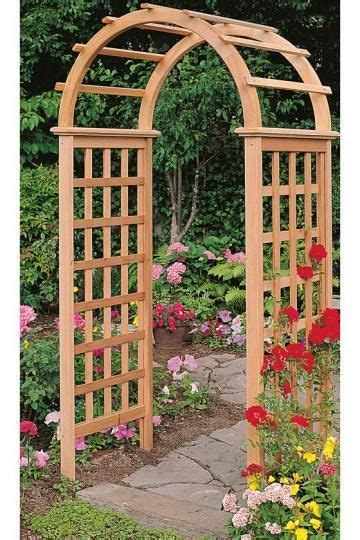 Arboria Andover Arch Landscape Screen The World S Catalog Of Ideas