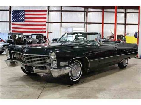 1967 Cadillac Eldorado Convertible For Sale by 1967 Cadillac For Sale On Classiccars 10