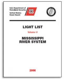 Uscg Light List by U S Coast Guard Light List Merchant Marine