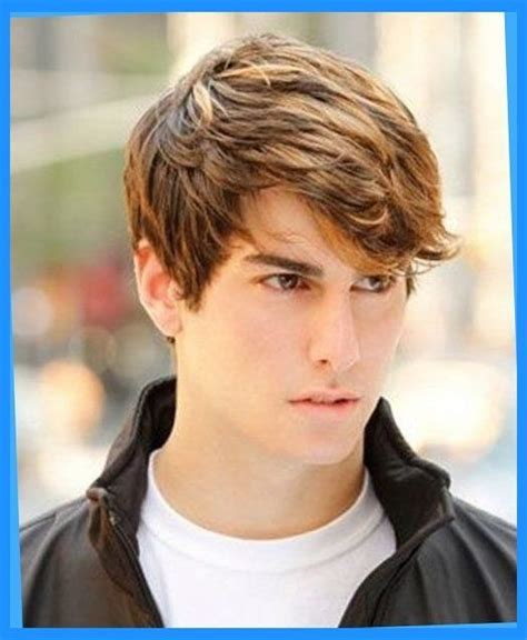 results for teen boy hairstyles on pinterest teen boy haircuts medium length hairstyles for teenage guys regarding