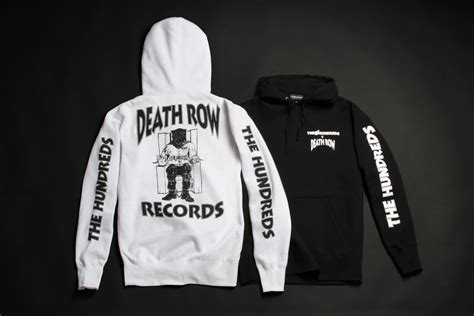 Row Records Jacket The Hundreds X Row Records Capsule Collection