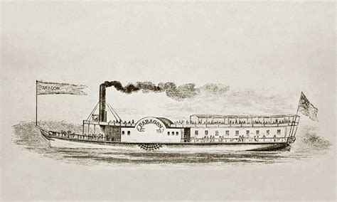 first steam boat steam boat drawing www imgkid the image kid has it