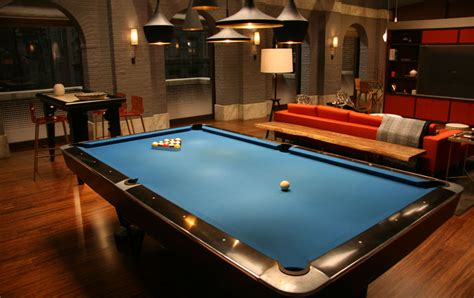 hotels with pool tables in room o apartamento do chuck bass alf arquitetura e design