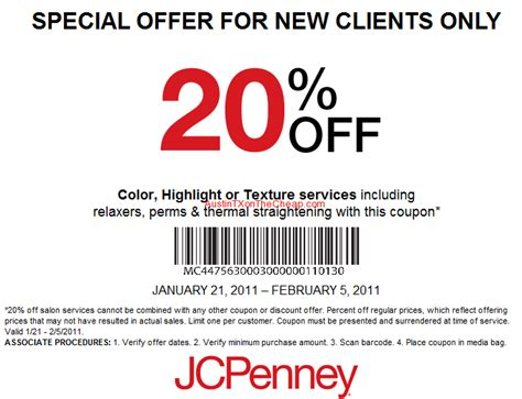 regis hair salon coupons 25 off printable coupons jcpenney coupons