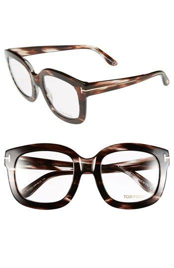 tom ford bold 53mm optical frames available at nordstrom