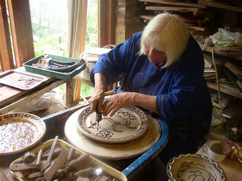 MERL Rural Crafts Today: The country potter