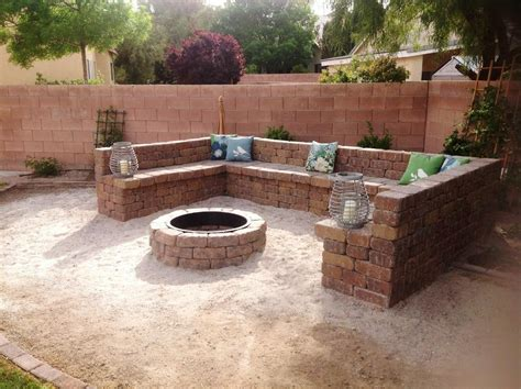 Firepit Construction Cinder Block Pit Hazards Jburgh Homesjburgh Homes