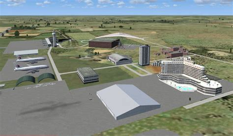 airport design editor fsx senai international airport 2011 scenery for fsx