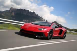 Superveloce Lamborghini 2016 Lamborghini Aventador Superveloce Drive