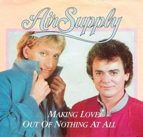 air supply bonnie out of nothing at out of nothing at all wikip 233 dia a