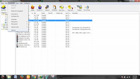 eagle download manager full version cara mempercepat download menggunakan internet download