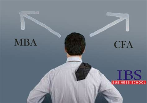 Mba With Cfa Programs In India by Ibs India
