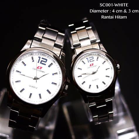 jual jam tangan korea rantai pria wanita victorinox