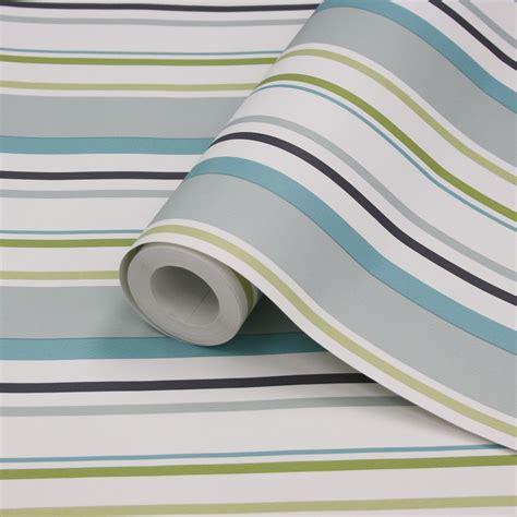 black and white striped wallpaper b q colours multi blue black green white stripe wallpaper