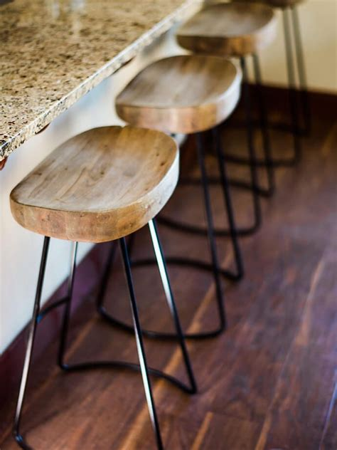 Rustic Wood And Iron Bar Stools by 25 Best Ideas About Rustic Bar Stools On 36