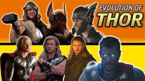 film thor 2011 youtube evolution of thor in the mcu chris hemsworth thor 2011