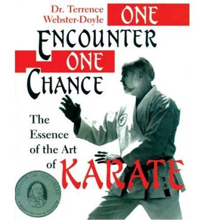 one chance books one encounter one chance terrence webster doyle