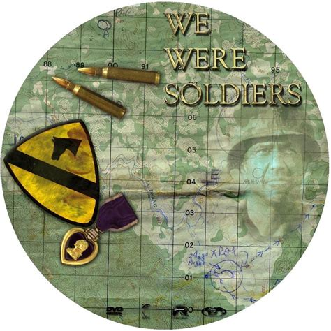 Label We 2 by We Were Soldiers Custom Dvd Labels We Were Soldiers