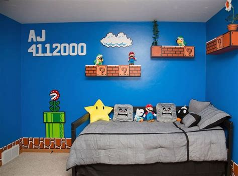 call of duty bedroom cool parents make super awesome super mario room for their