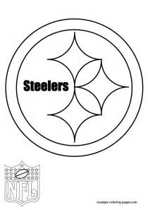 pittsburgh steelers coloring pages - Steelers Coloring Pages