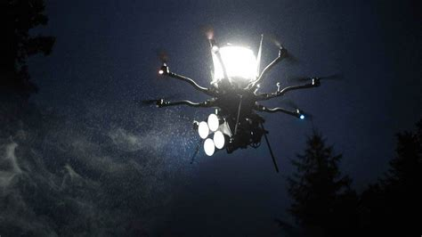 A Drones To Light Stunning