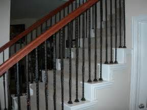 wrought iron baluster stair spindles check out wood