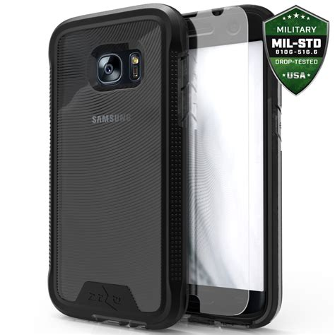 Ion Samsung Galaxy I8262 Tempered Glass Screen Protector for samsung galaxy s7 g930 ion hybrid cover tempered glass screen protector black smoke