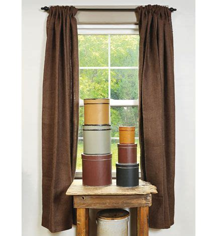 dark chocolate curtains dark brown chocolate burlap curtains home ideas