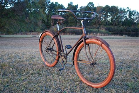 Camelback Bicycle 1934 huffman notes and observations the classic and