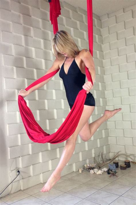 yoga swing tutorial pinterest the world s catalog of ideas