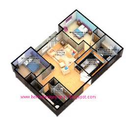 Aplikasi Home Design 3d For Pc Western Home Decorating 3d Home Design Plans