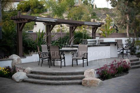 backyard islands stucco finish bbq islands outdoor kitchens gallery western outdoor design and build