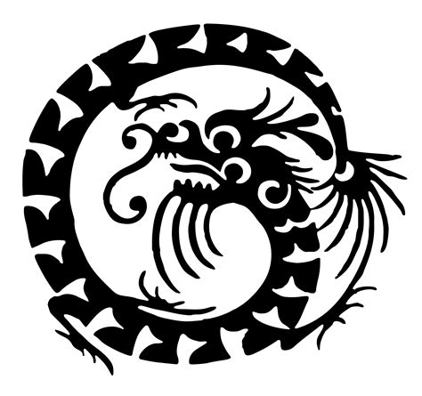 chinese tattoo png dragon tattoos png transparent dragon tattoos png images