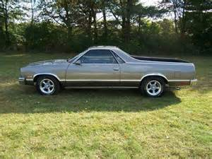 Tires And Wheels El Camino Find Used 1986 El Camino Beautiful New Paint New Tires And