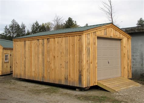 Garage Shed Kits by 14x20 Shed Post And Beam Garage Kits Jamaica Cottage Shop