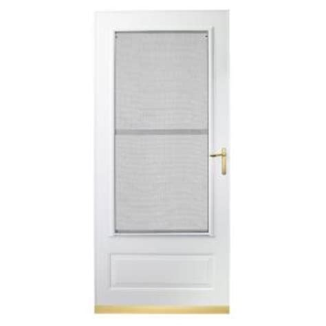 Forever Doors by Emco 300 Series White Track Door E3tt 36wh