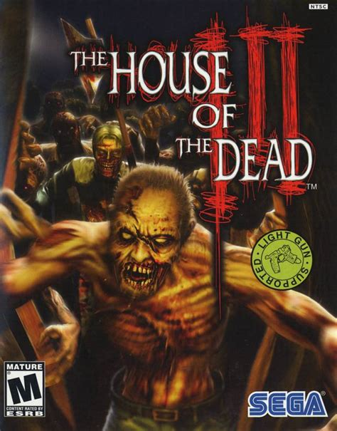 House Of Dead by The House Of The Dead Iii Gamespot
