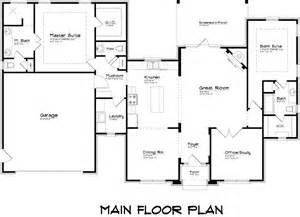 Main Floor Plans by Floor Design Archives Home Updates