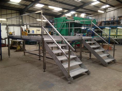 Stainless Steel Fabrication Mundell Engineeringmundell Metal Fabricating Equipment Storage And Processing